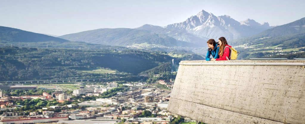 Gigi Ahrer - Golden Roof Hiking Innsbruck